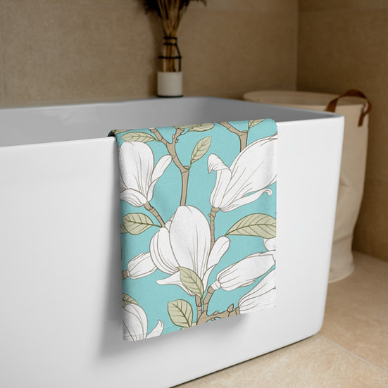 Blossoms Towel