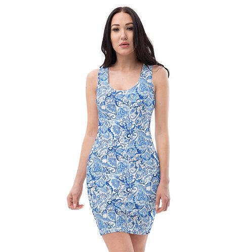 Blue Danube Dress