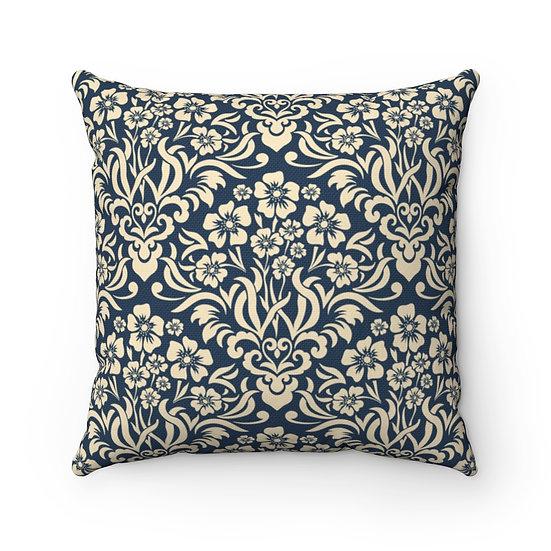 Chancellor Spun Polyester Square Pillow
