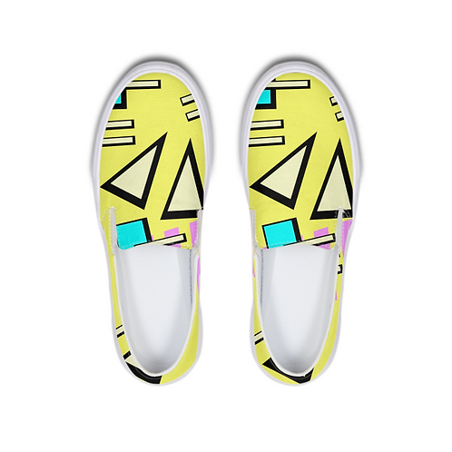 90's Slip-On Canvas Shoe