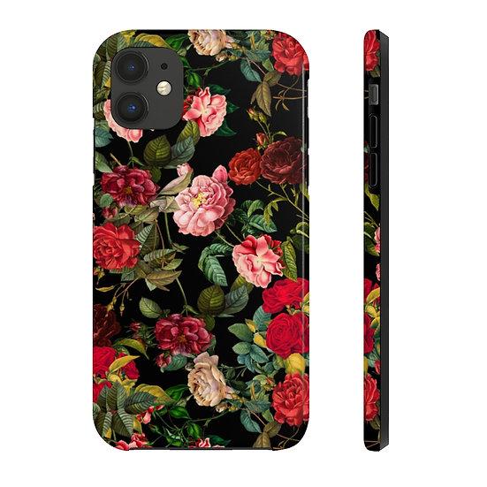 Floral #104 Case Mate Tough Phone Cases