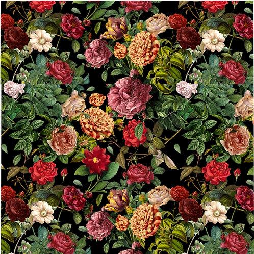 English Garden #103 Microfiber Duvet Cover