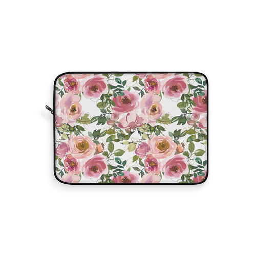 Pastel Garden Laptop Sleeves