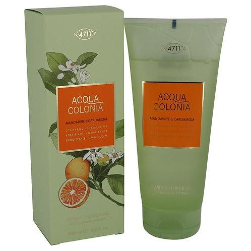 4711 Acqua Colonia Mandarine & Cardamom Shower gel By 4711
