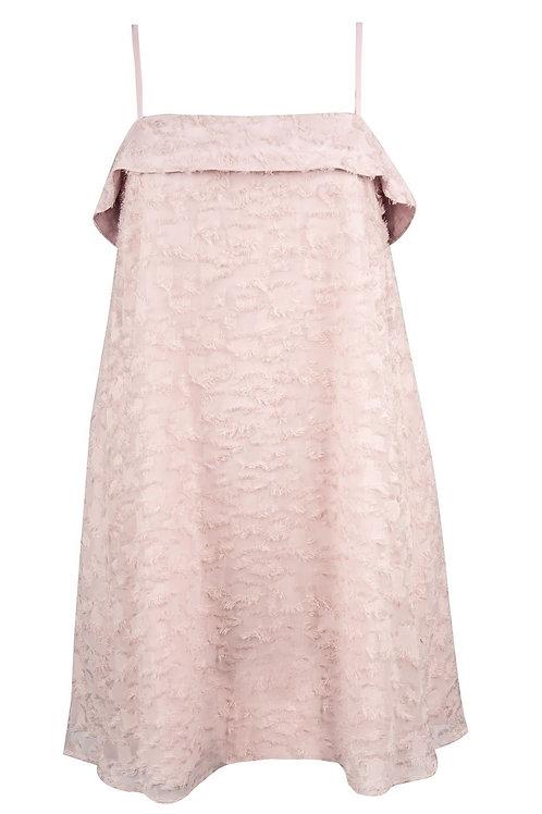 Clover & Sloane Babydoll Top Tier Dress