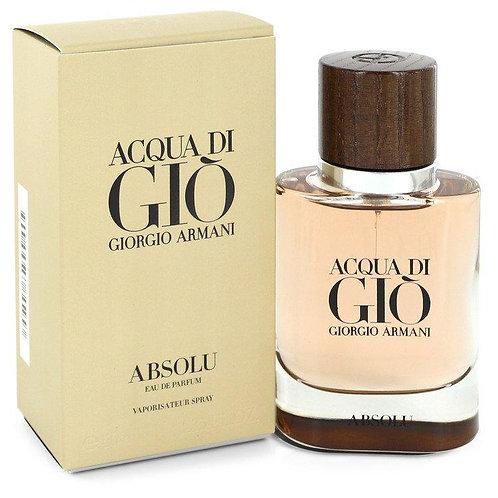 Acqua Di Gio Absolu Eau De Parfum Spray By Giorgio Armani