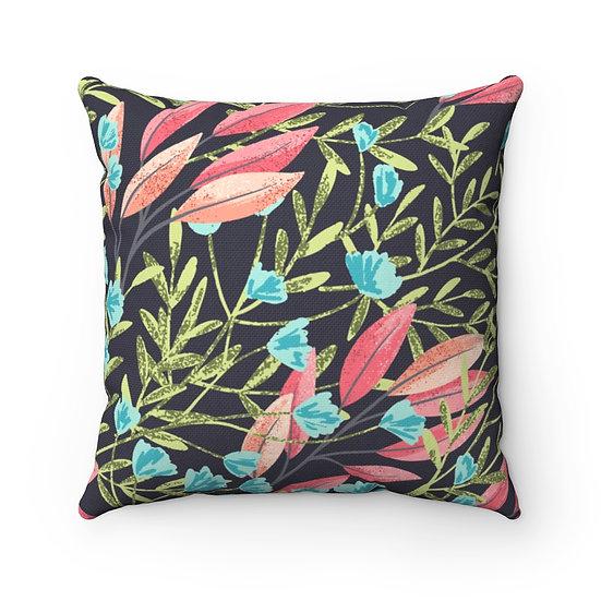 Clyptia Spun Polyester Square Pillow