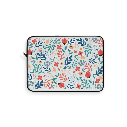 Happy Garden Laptop Sleeves