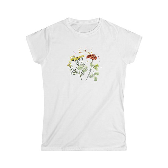 Herbal Women's Softstyle Tee