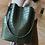 Thumbnail: Blake Shoulder Bag -Olive Croc