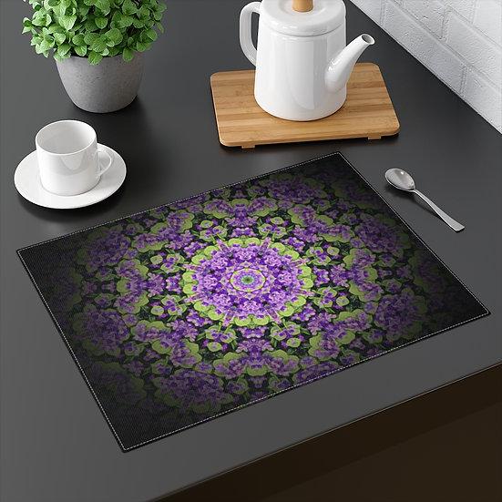Lavender Zen Mandala Placemat