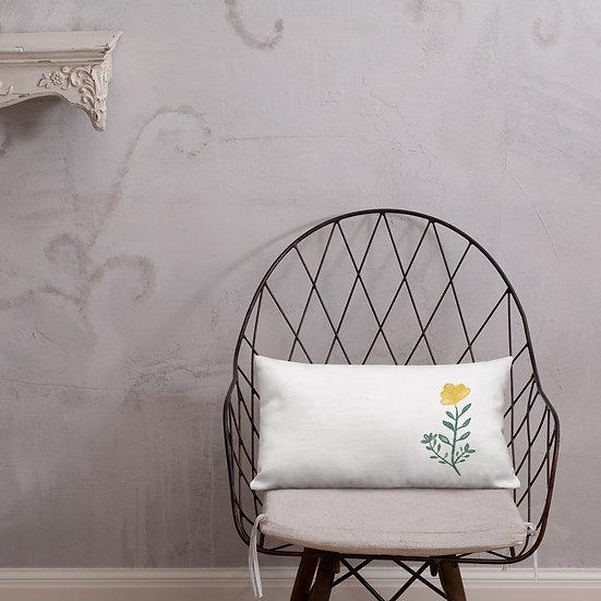 Daffodil Premium Pillow