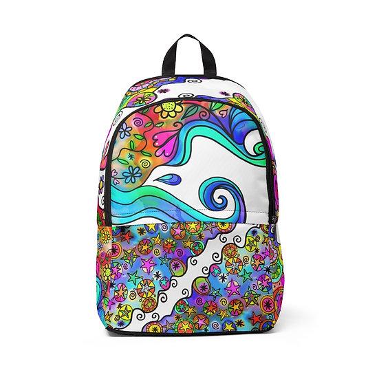 Fantasy Fabric Backpack