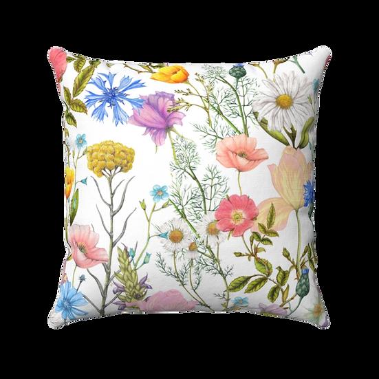Mellie 2 Spun Polyester Square Pillow