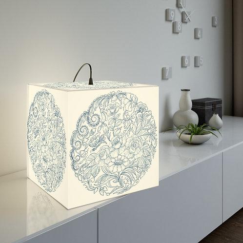 Circle of Life Lamp