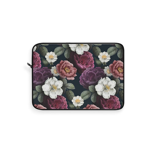 Roses (Dark) Laptop Sleeves
