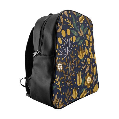 Golden Garden School Backpack