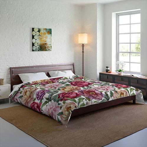 Classic Rose Garden Comforter