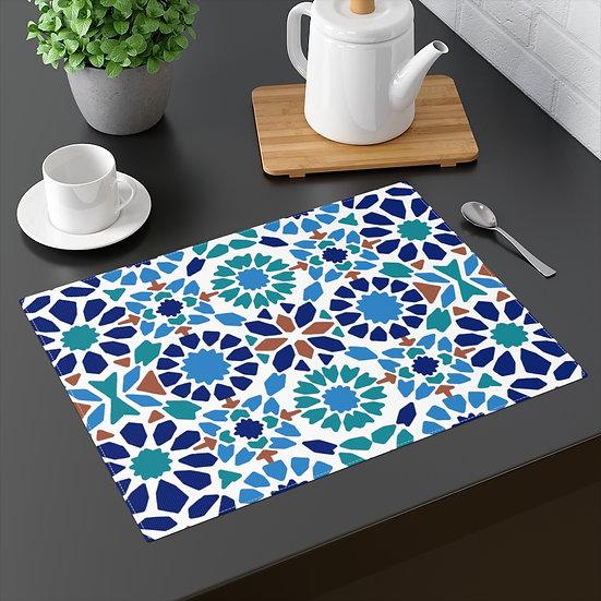Moorish  Decor#1 Placemat