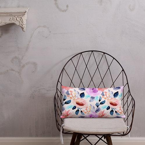 Pastel Pinks Premium Pillows