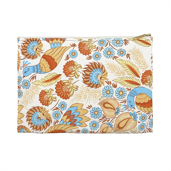 Partridge (Gold) Accessory Pouch