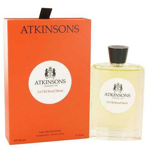24 Old Bond Street Eau De Cologne Spray By Atkinsons