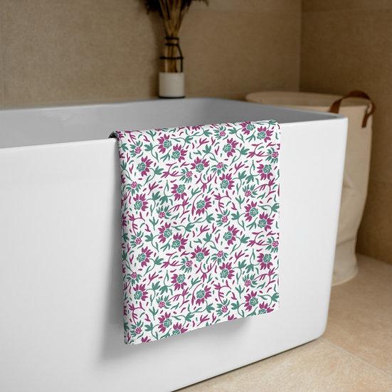 Indian Design #5 Towel