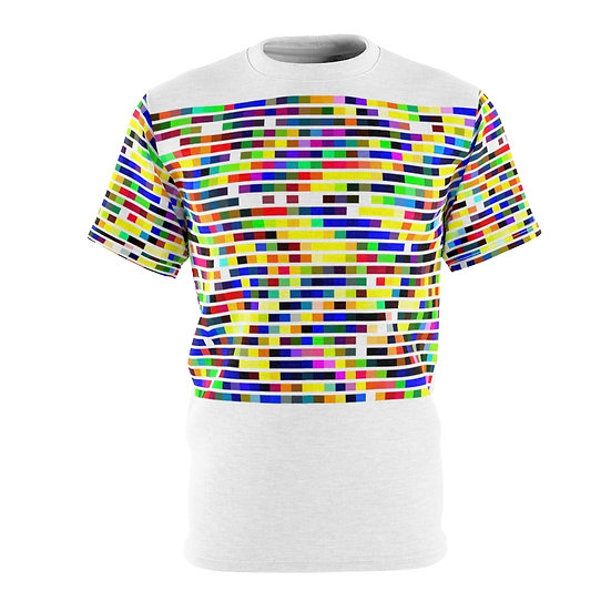 Multiple Color Chips Tee