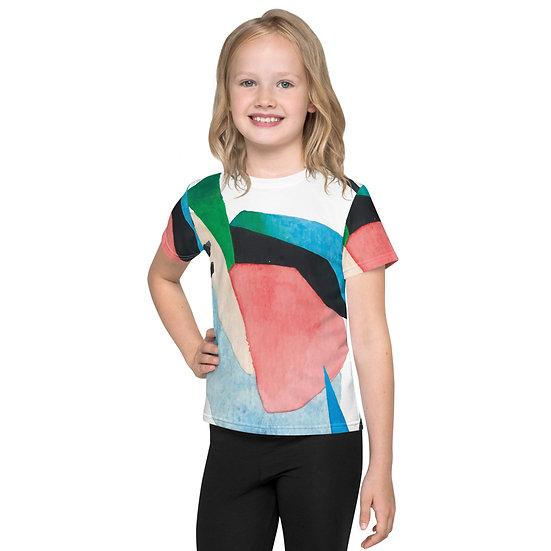 Hannah Kids crew neck t-shirt