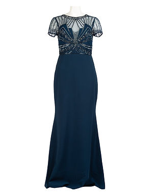 Adriana Papell Long Party Dress