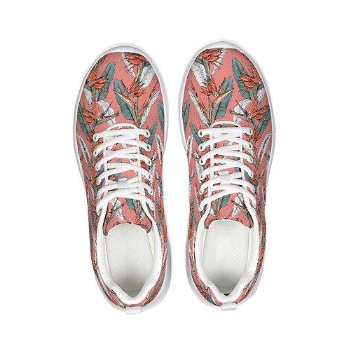 Birds of Paradise Athletic Shoe