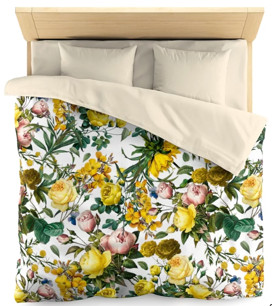Bella Garden Duvet Cover