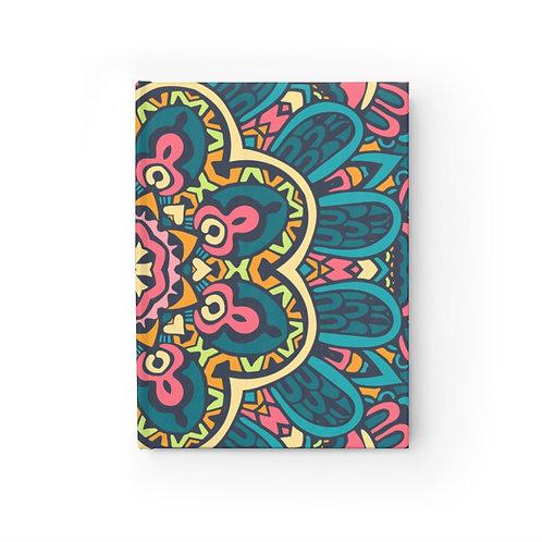 Mandala Journal - Ruled Line