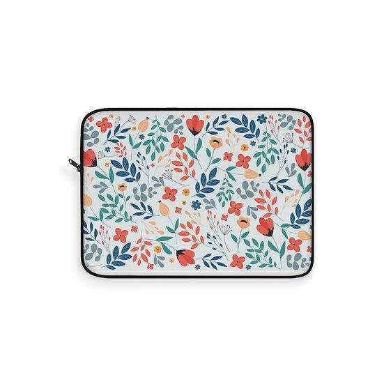 Magic Garden Laptop Sleeves