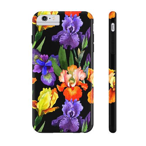 Colorful Iris Case Mate Tough Phone Cases
