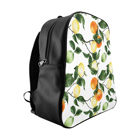 Branches of Fruit School Backpack