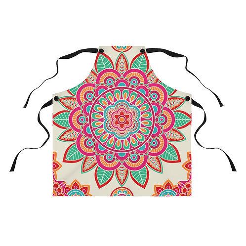 Joyous Mandala Apron