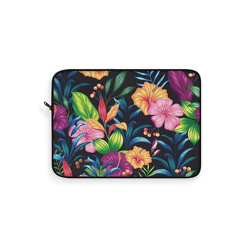 Whimsical Jungle Laptop Sleeves