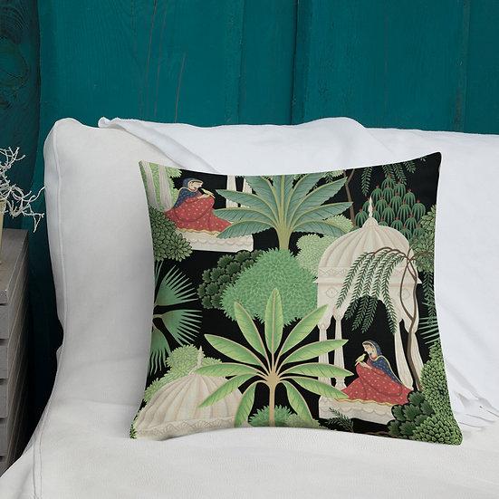 India Midnight Love Premium Pillow