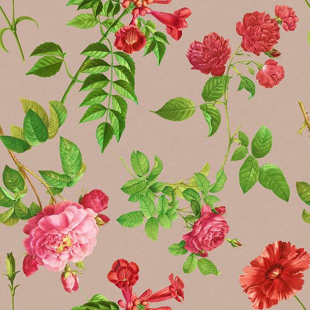 Seamless Floral Patterns - DP0227 (4).jp