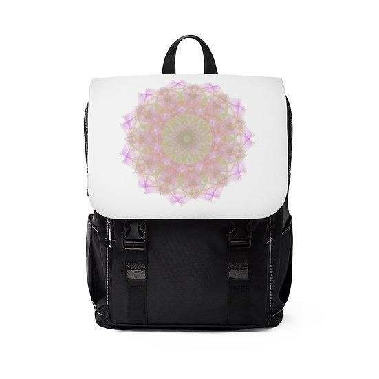 Pali Mandala Casual Shoulder Backpack