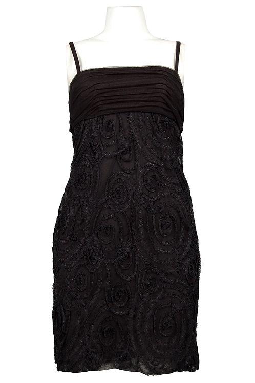Alex Evenings Mesh Dress with Matching Bolero (Petite)