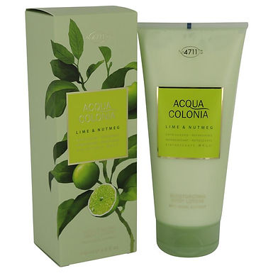 4711 Acqua Colonia Lime & Nutmeg Body Lotion By 4711