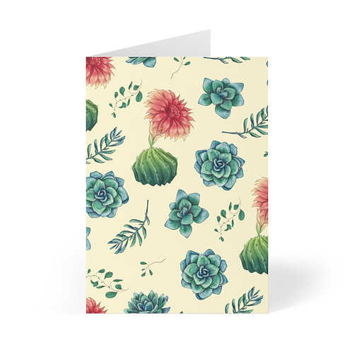 Dessert Collection Greeting Cards (8 pcs)