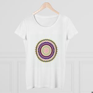 Mandala Organic 100% ring spun combed co
