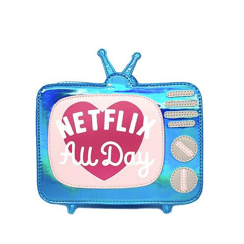 TV Time Handbag