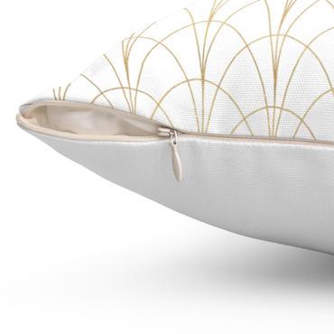 gold-art-decowhite-spun-polyester-square