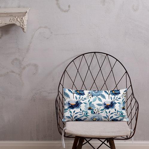 Belinda's Garden Premium Pillows