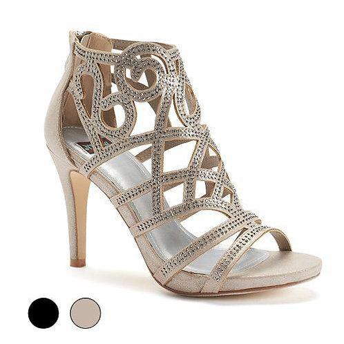ALENA Cut out Detail Sandals