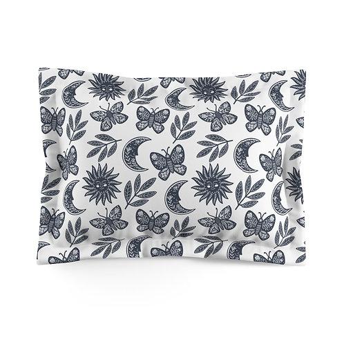Butterflies 1 Microfiber Pillow Sham